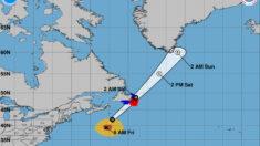 Larry se degrada a huracán categoría 1 y avanza hacia Canadá