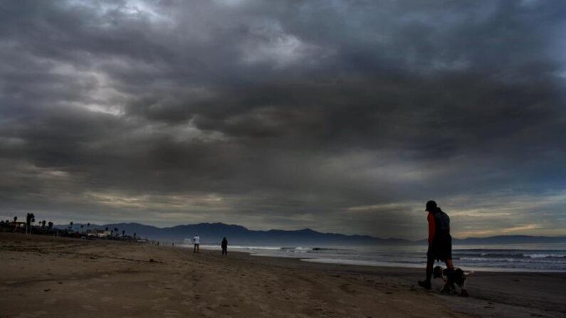 Imagen de archivo de una vista general de la bahía de Ensenada, en el estado de Baja California (México). EFE/Alejandro Zepeda