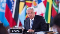Grupo de venezolanos exiliados declara persona non grata a López Obrador