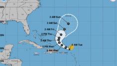 Tormenta tropical Peter pasará al norte de islas Vírgenes y Puerto Rico con lluvias y marejada