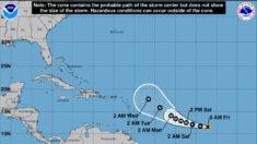 Sam se transforma en el séptimo huracán de 2021 en el Atllántico