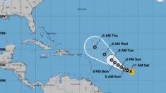 Sam está a punto de alcanzar categoría de huracán mayor sobre el Atlántico