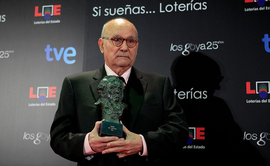 Fallece el director español Mario Camus, impulsor de cine literario