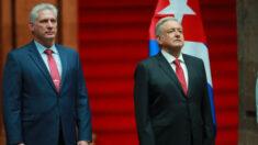 Políticos mexicanos rechazan visita de Díaz-Canel a México y critican apoyo de AMLO al régimen cubano
