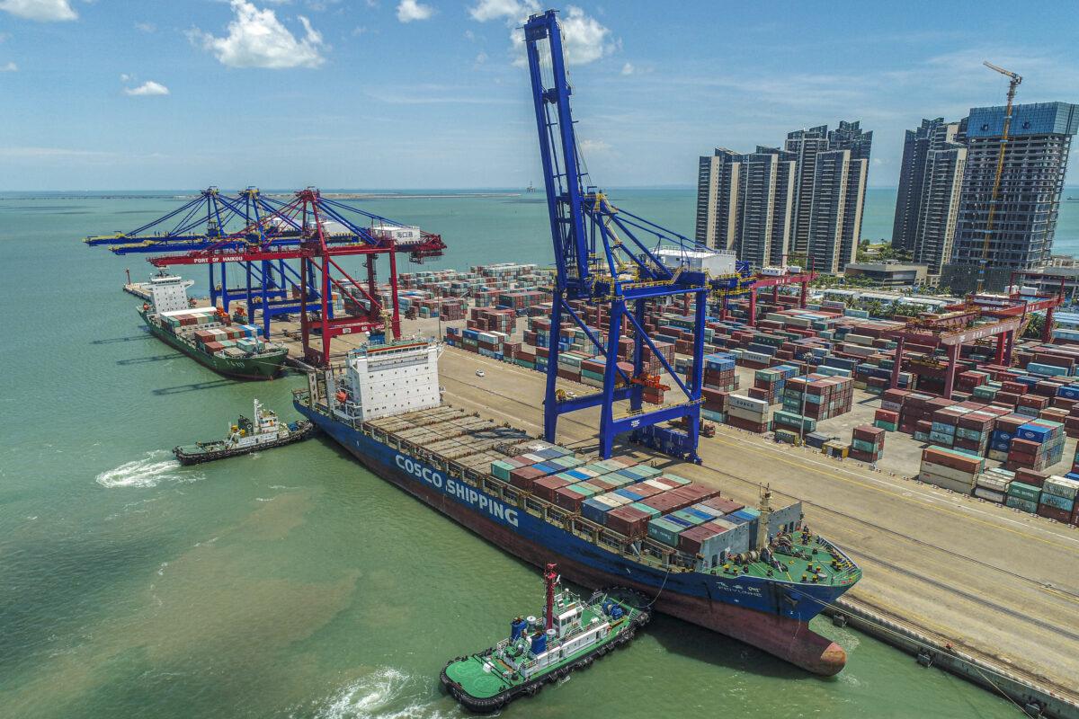 Afán de China por dominar puertos marítimos mundiales plantea riesgos de seguridad: Expertos