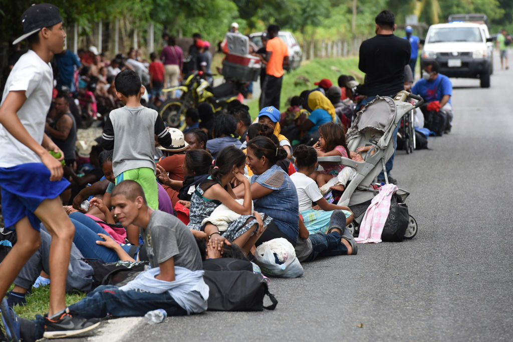 EE.UU. da ayuda adicional de 20 millones de dólares a México y Centroamérica
