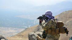 Talibanes sufren bajas durante lucha contra milicias afganas al norte de Kabul: Representante
