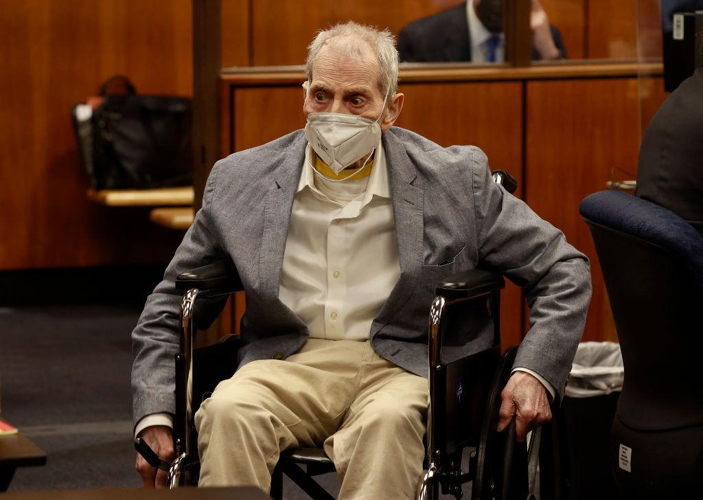 La Justicia de EE.UU. declara culpable de asesinato al millonario Robert Durst