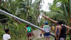 Tifón Conson deja 14 muertos en Filipinas, que se prepara para otro tifón