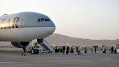 Despega de Kabul el primer vuelo regular tras la retirada occidental