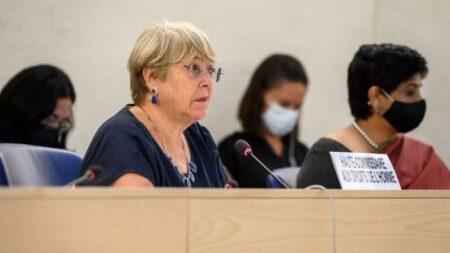 Bachelet excluye a Cuba en informe de violaciones de DD. HH. y genera rechazo