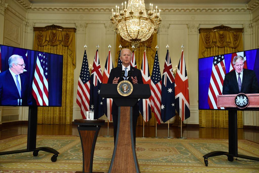 EE.UU., Australia y Reino Unido acuerdan histórico pacto de defensa ante China