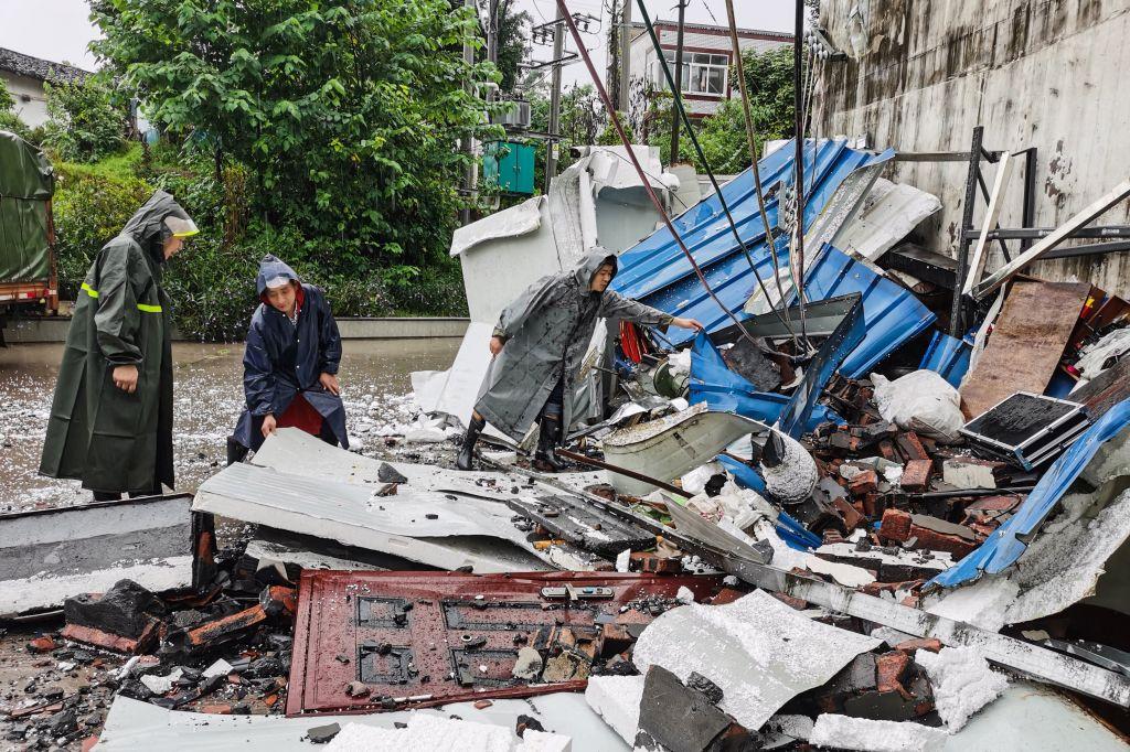 Al menos tres muertos deja terremoto en el suroeste de China