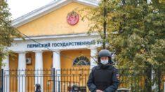 6 muertos y varios heridos en un tiroteo en una universidad rusa
