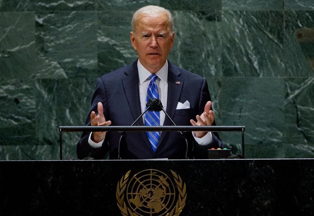 Biden usa discurso de la ONU para pedir a comunidad global que haga frente a las crisis