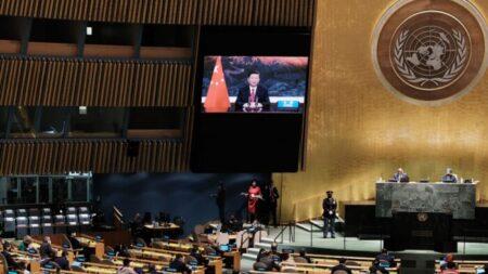 Líder chino Xi Jinping utiliza la plataforma de la ONU para criticar a EE. UU.