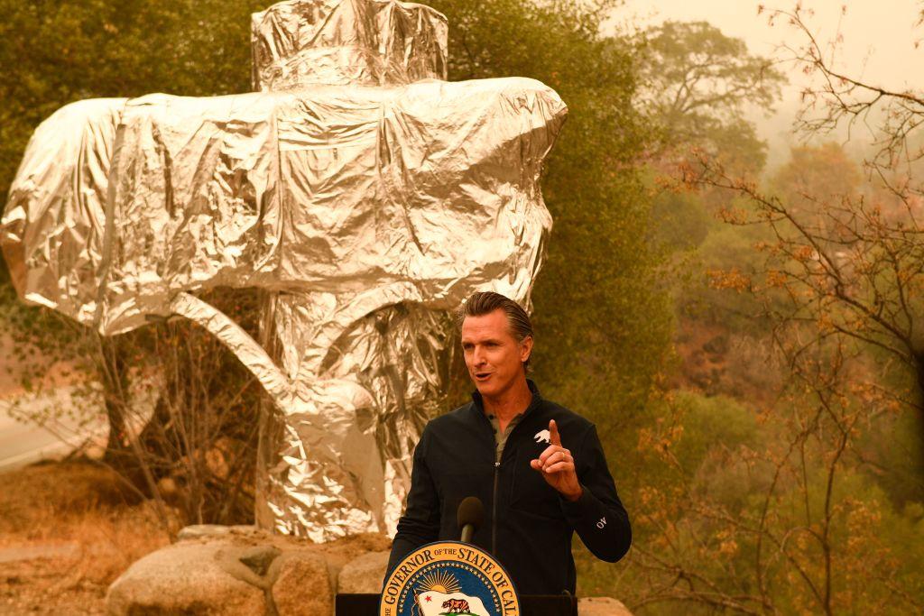 Gobernador de California promulga gran paquete estatal para el cambio climático de USD15,000 millones