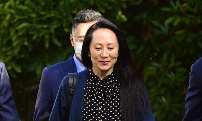 Directora de Huawei queda en libertad después de que tribunal canadiense retirara caso de extradición