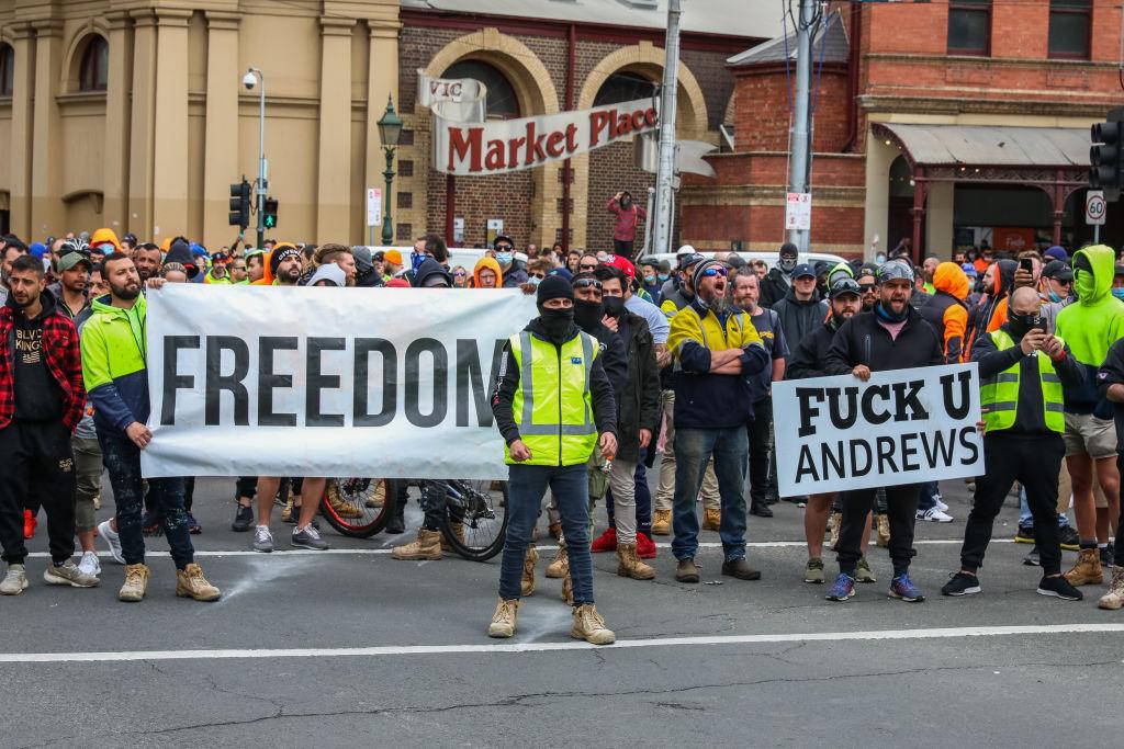 Melbourne batirá el récord mundial de cierre por COVID-19 más largo