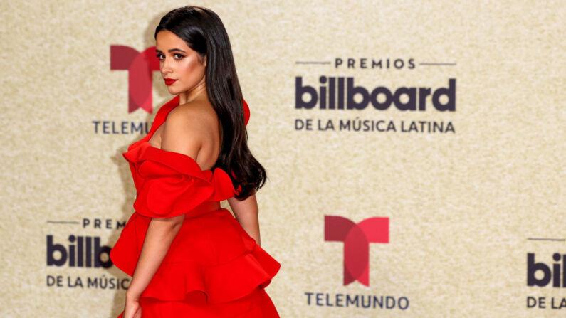 """""""Mi pueblo pide libertad"""": Camila Cabello envía mensaje a cubanos en los Billboards"""