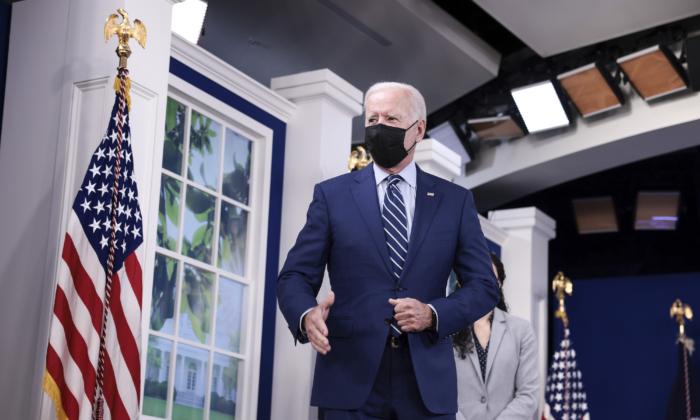 Entre el 96% y el 98% de los estadounidenses deben vacunarse para volver a la normalidad, dice Biden
