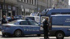 Al menos 7 heridos en un tiroteo en el norte de Italia