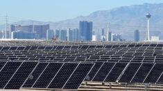 Administración Biden prevé que la energía solar descarbonice la red