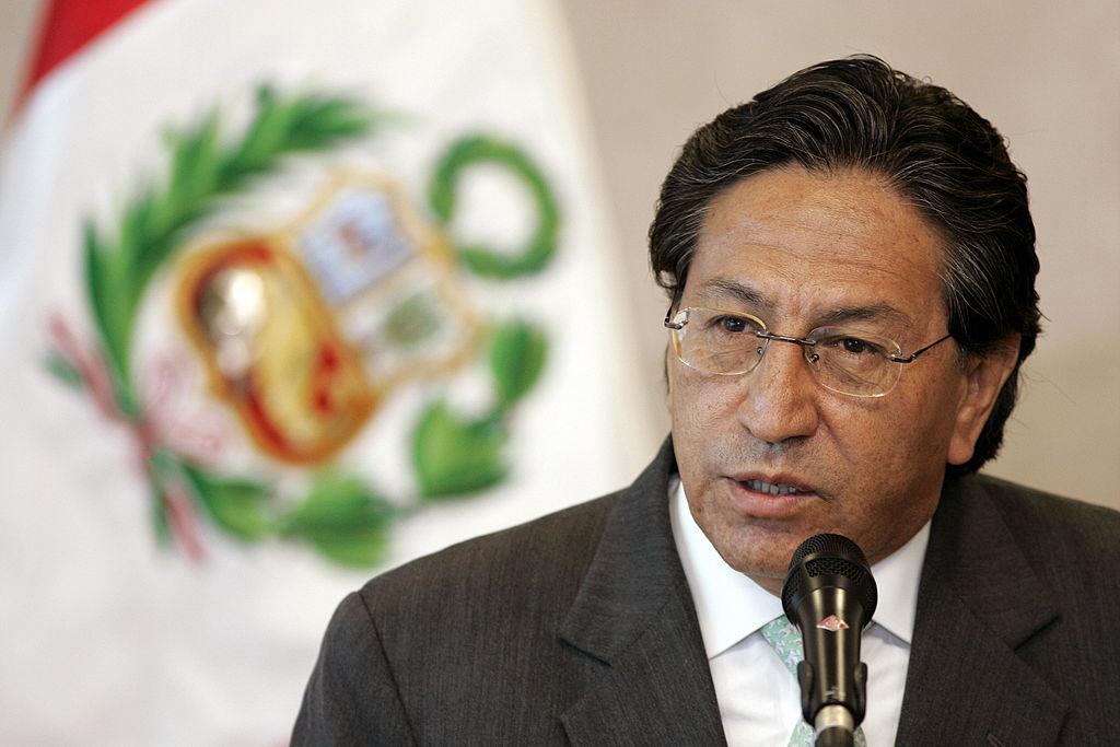 Justicia de EE.UU. resuelve que Alejandro Toledo puede ser extraditado a Perú