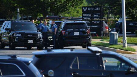 Prisión de por vida para el asesino de 5 personas en un diario de Maryland