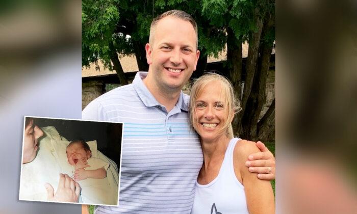 Madre se reencuentra con hijo que dio en adopción hace 33 años, gracias a prueba de ADN