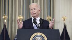 """Conversaciones de demócratas sobre proyecto de ley de USD 3.5 billones están en """"punto muerto"""": Biden"""