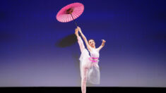 """""""Quiero mostrarles la belleza de la danza clásica china"""": Carol Huang, ganadora del oro"""
