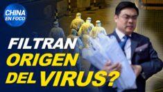 Filtran documentos de Wuhan ¿Liberaron el virus?