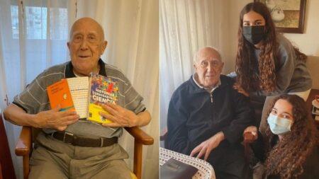 """Abuelito deja un último regalo de cumpleaños a su nieta: """"Lo escondió antes de morir"""""""