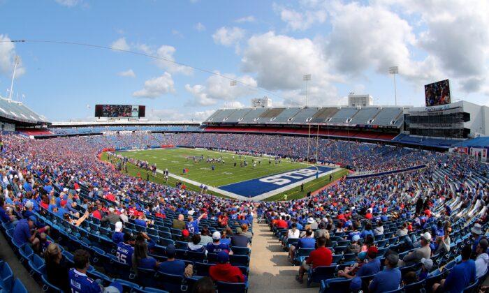 Aficionados sin vacunar no podrán asistir a los partidos de los Buffalo Bills y los Buffalo Sabres