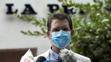 Acusan a gerente del diario La Prensa de Nicaragua de lavado de dinero
