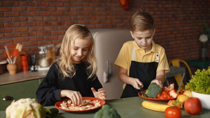 Hemos aprendido que la comida puede afectar nuestros genes, y eso significa que debemos volver a aprender todo lo que creíamos saber sobre la alimentación. (Imagen de Zaki AHMED en Pixabay)