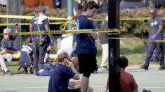 Un estudiante herido en tiroteo en una escuela de secundaria en EE.UU.