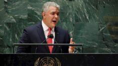 Iván Duque habla ante la Asamblea de la ONU sobre crisis de Venezuela bajo el régimen de Maduro