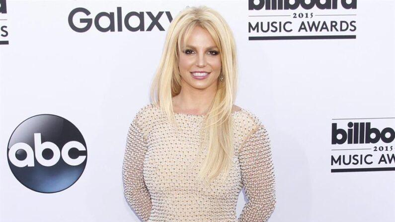 La artista estadounidense Britney Spears, en una fotografía de archivo. EPA/Jimmy Morris
