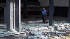 Una reunión de 40,000 jóvenes de fiesta en Barcelona deriva en vandalismo