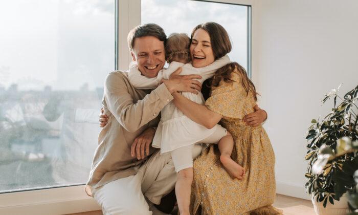 El amor familiar es la base de la civilización
