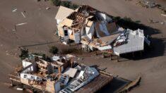 """Pueblo de Luisiana es """"inhabitable"""" tras el paso del huracán Ida: Líder de la parroquia"""