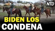 NTD Noticias: Biden condena a agentes de la CBP; Bolsonaro habla de ministro que dio positivo a Covid