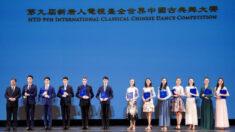 """""""Quiero expresar esta cultura tradicional a los espectadores"""": Johnny Tsai, ganador del oro"""