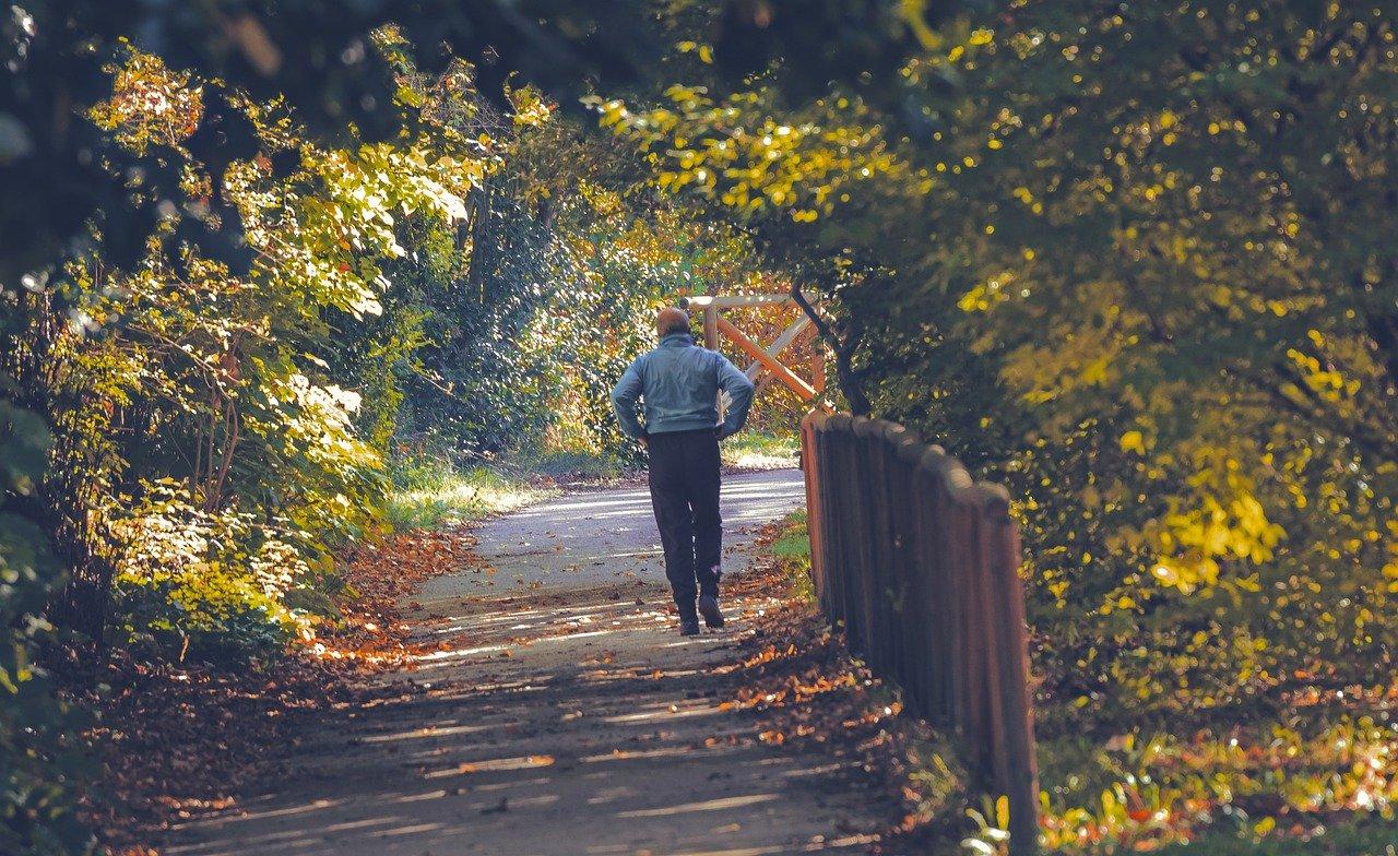 Caminar podría conducir a la longevidad