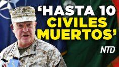 NTD Noticias: Pentágono: Dron mató a civiles, no a Isis-K; DHS afronta crisis fronteriza | NTD
