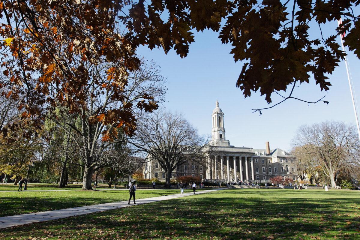 Penn State suspende a estudiantes que no se sometieron a la prueba semanal de COVID-19