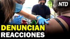 NTD Noticias: No se informan las reacciones adversas de las vacunas