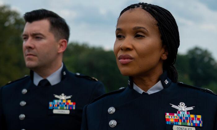 La Fuerza Espacial de EE. UU. presenta prototipo de uniforme para guardianes